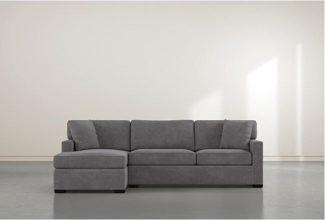 "Alder Down 2 Piece 105"" Sectional With Left Arm Facing Chaise - 360"