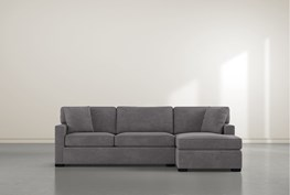 """Alder Down 2 Piece 105"""" Sectional With Right Arm Facing Chaise"""
