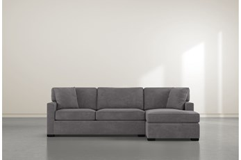 "Alder Down 2 Piece 105"" Sectional With Right Arm Facing Chaise"