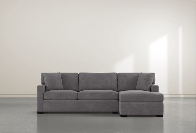 """Alder Down 2 Piece 105"""" Sectional With Right Arm Facing Chaise - 360"""