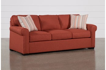 "Elm II Down 87"" Sofa"