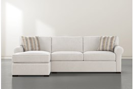 Elm II Down 2 Piece Sectional With Left Arm Facing Chaise