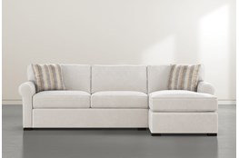 Elm II Down 2 Piece Sectional With Right Arm Facing Chaise