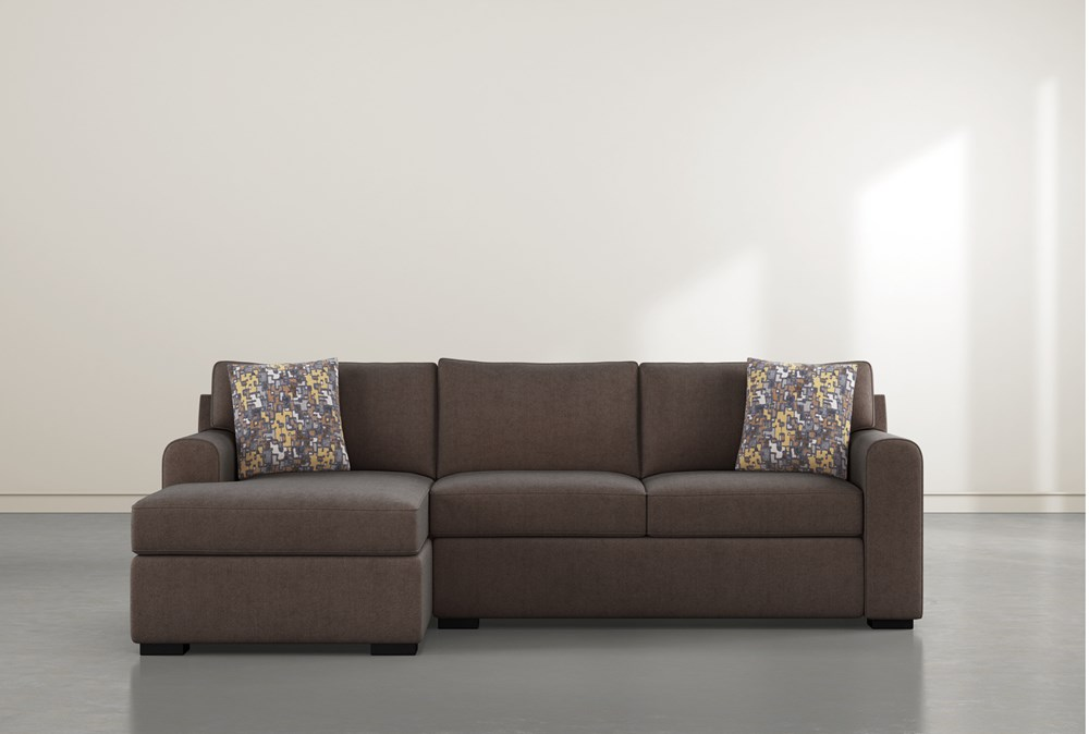 """Cypress II Down 2 Piece 105"""" Sectional With Left Arm Facing Chaise"""