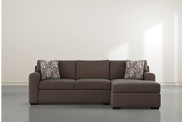 "Cypress II Down 2 Piece 105"" Sectional With Right Arm Facing Chaise"