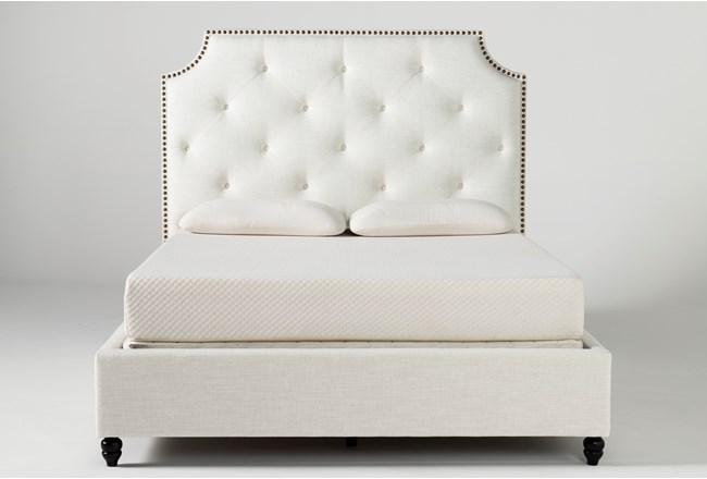 Sophia II Queen Upholstered Panel Bed - 360