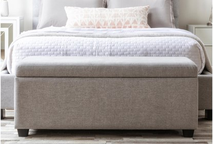 Boswell Storage Bedroom Bench Living Spaces