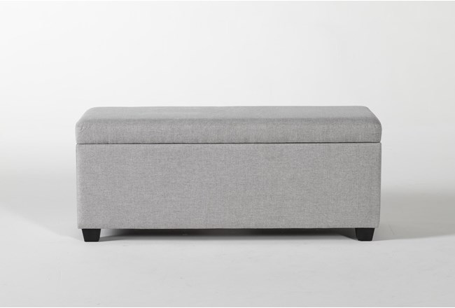 Boswell Storage Bedroom Bench - 360