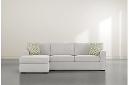 "Aspen Down 2 Piece 105"" Sectional With Left Arm Facing Chaise"