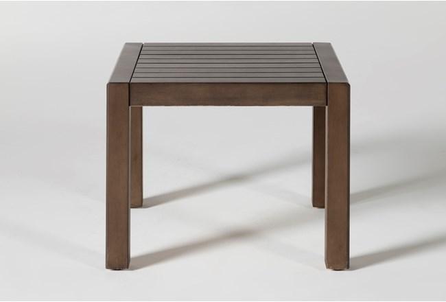 Carmen Outdoor End Table - 360