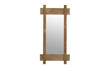 Natural Reclaimed Elm Mirror