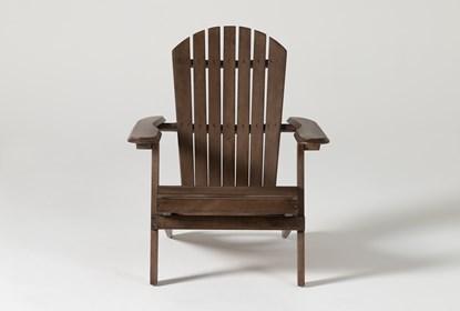 Carmen Outdoor Adirondack Chair Living Spaces