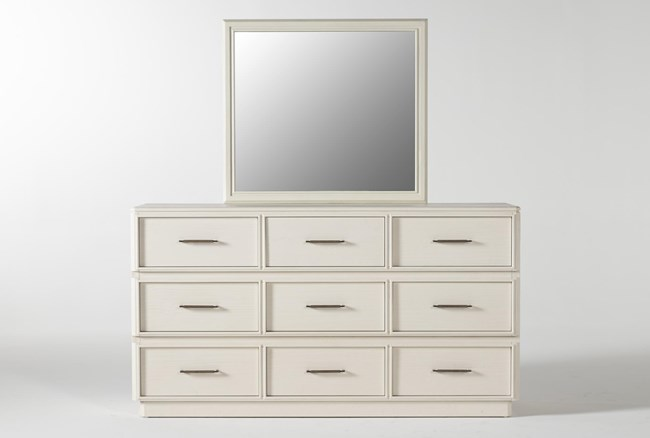 Centre Dresser/Mirror By Nate Berkus And Jeremiah Brent - 360