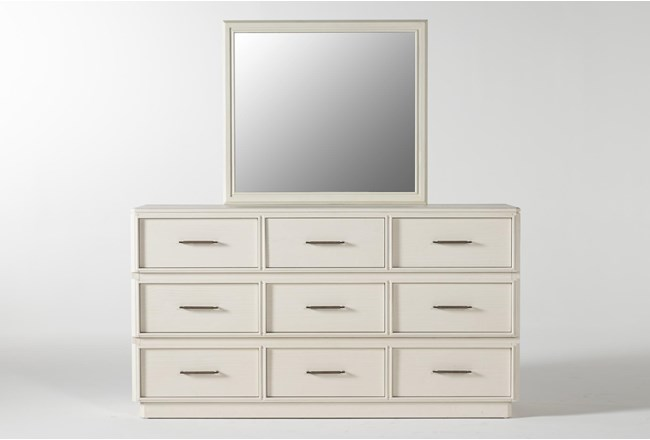 Centre Dresser/Mirror By Nate Berkus And Jeremiah Brent - 360