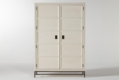 Centre Armoire By Nate Berkus And Jeremiah Brent Living Spaces