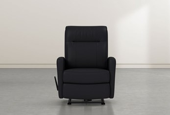 Dale IV Leather Wallaway Recliner