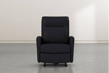 Dale IV Leather Power Wallaway Recliner