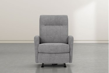 Dale IV Fabric Wallaway Recliner With Power Headrest