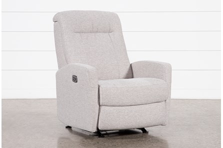 Dale IV Fabric Power Rocker Recliner With Power Headrest