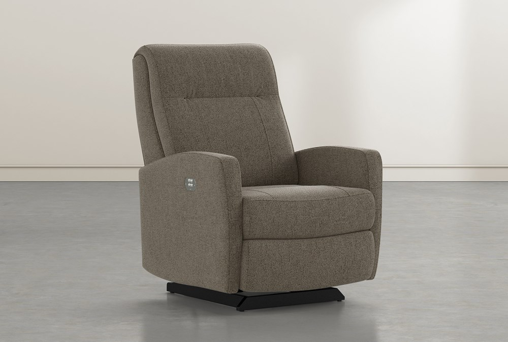 Dale IV Nightingdale Fabric Power Rocker Recliner With Power Headrest