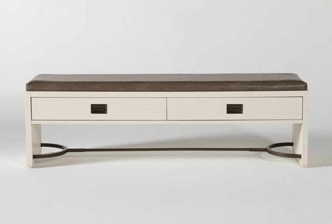 Centre Bench By Nate Berkus And Jeremiah Brent - 360