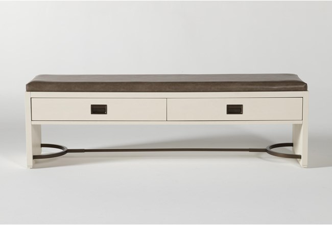 Centre Dining Bench By Nate Berkus And Jeremiah Brent - 360