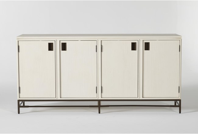 """Centre 72"""" Buffet By Nate Berkus And Jeremiah Brent - 360"""
