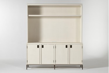 Centre Buffet With Hutch By Nate Berkus And Jeremiah Brent