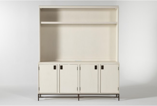 Centre Buffet With Hutch By Nate Berkus And Jeremiah Brent - 360