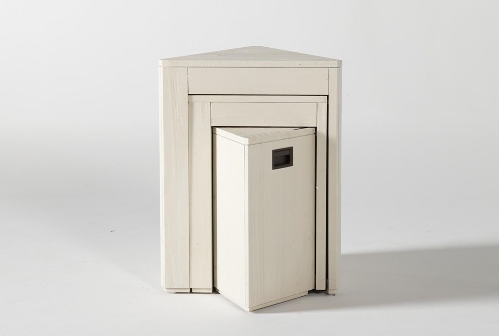 Centre Nesting Glide Accent Table By Nate Berkus And Jeremiah Brent