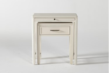 Centre 2 Piece Nesting End Tables By Nate Berkus And Jeremiah Brent