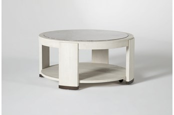 Centre Round Coffee Table By Nate Berkus And Jeremiah Brent