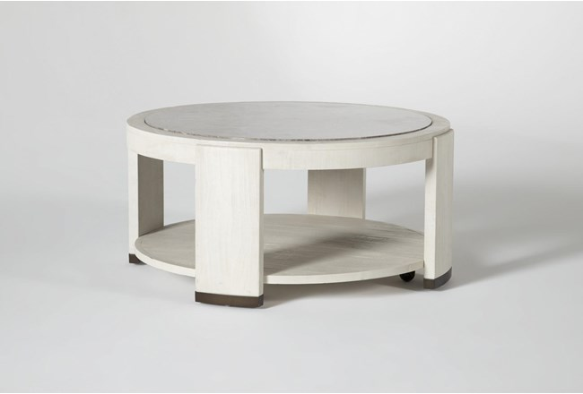 Centre Round Coffee Table By Nate Berkus And Jeremiah Brent - 360