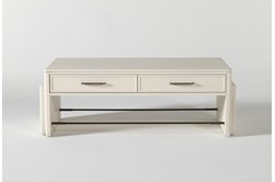 Centre Rectangle Extension Coffee Table By Nate Berkus And Jeremiah Brent