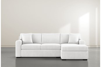 "Cypress II Foam 2 Piece 103"" Sectional With Right Arm Facing Chaise"