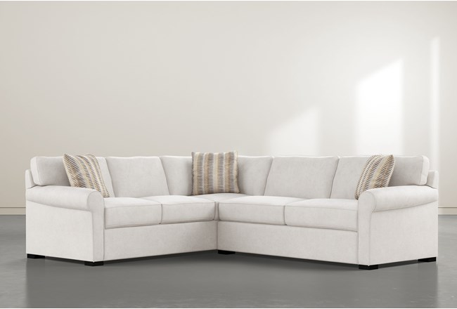Elm II Foam 2 Piece Sectional With Right Arm Facing Condo Sofa - 360