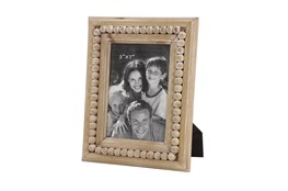 10 Inch Plain Wood Frame