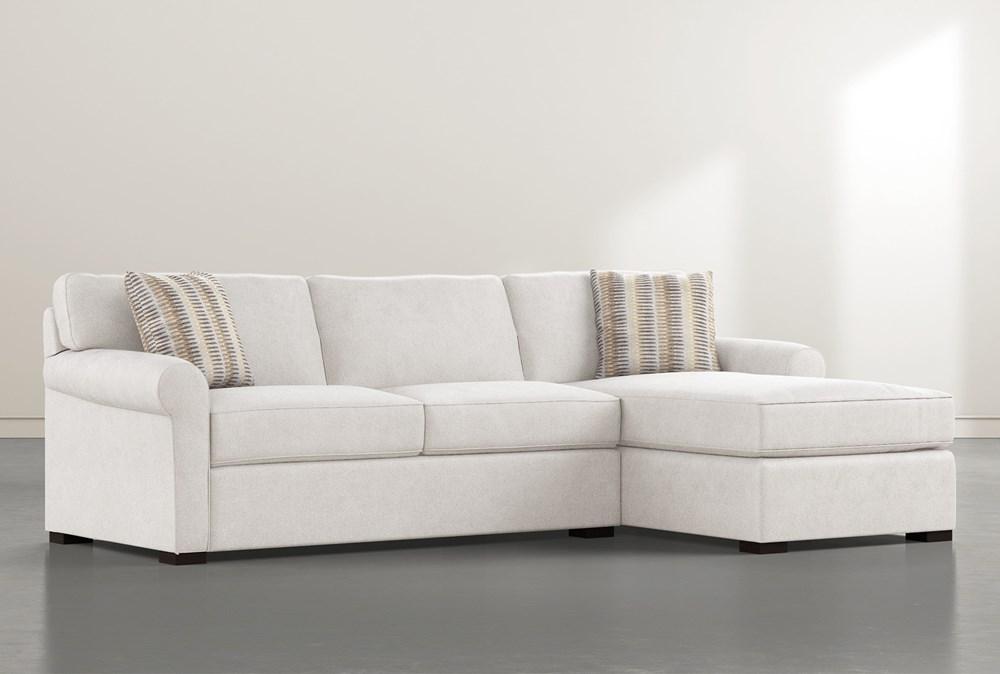 Elm II Foam Sleeper With Reversible Chaise