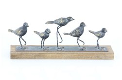 Multi Bird Sculpture