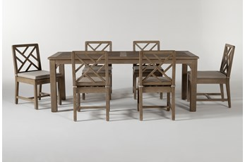 Avignon Outdoor 7 Piece Dining Set