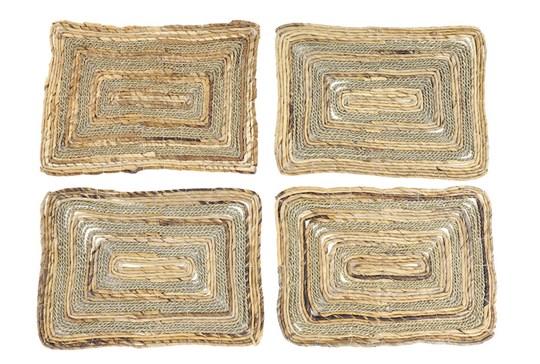 Brown Grass Placemat
