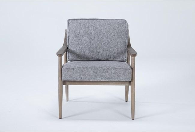Dena Grey Accent Chair - 360
