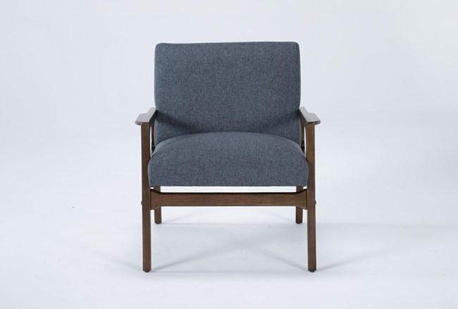 Derick Slate Accent Chair - 360