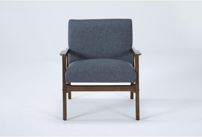 Derick Slate Accent Chair - 360
