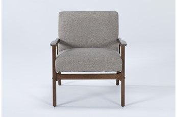 Derick Cocoa Accent Chair