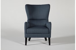 Marisol Indigo Accent Chair