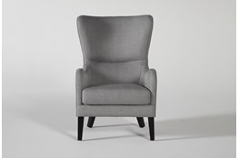Marisol Light Grey Accent Chair