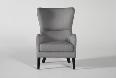 Marisol Light Grey Accent Chair