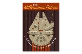 Picture-Millenium Falcom 18X24
