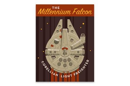 Picture-Millenium Falcom 18X24 - Main